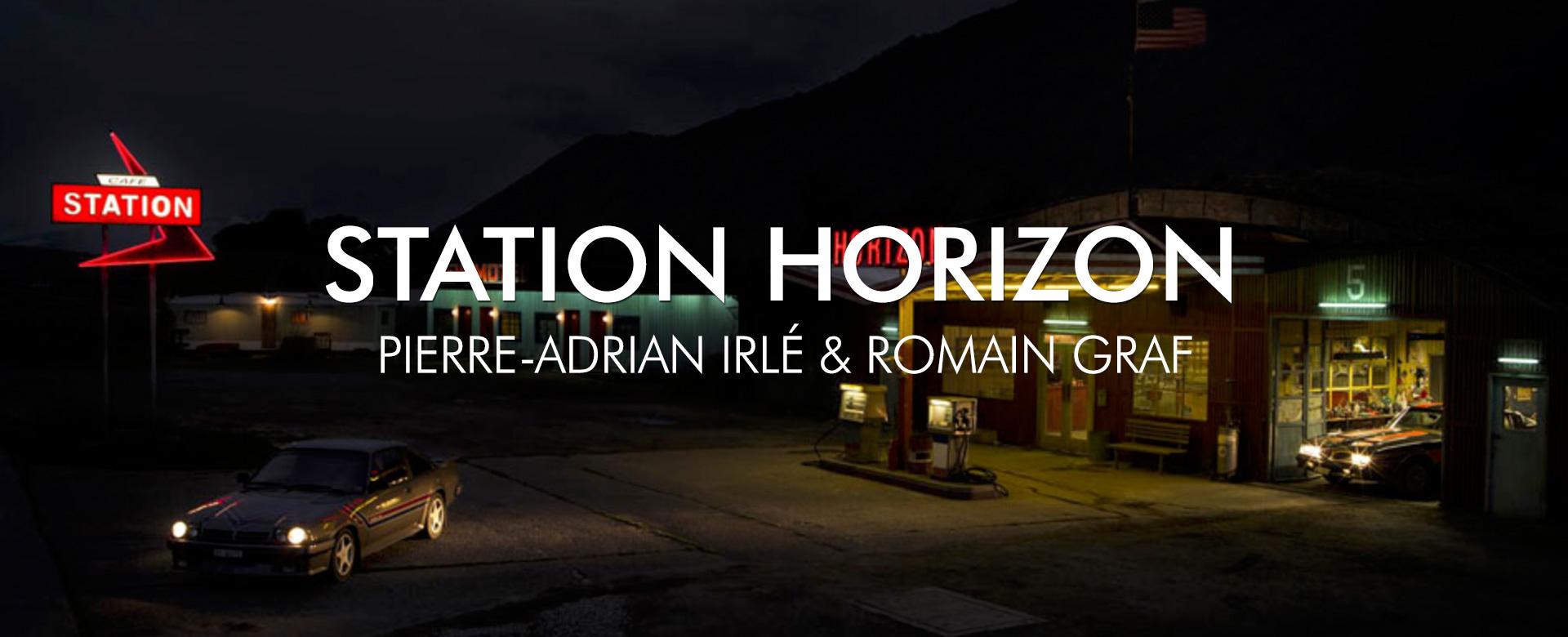 """STATION HORIZON"""