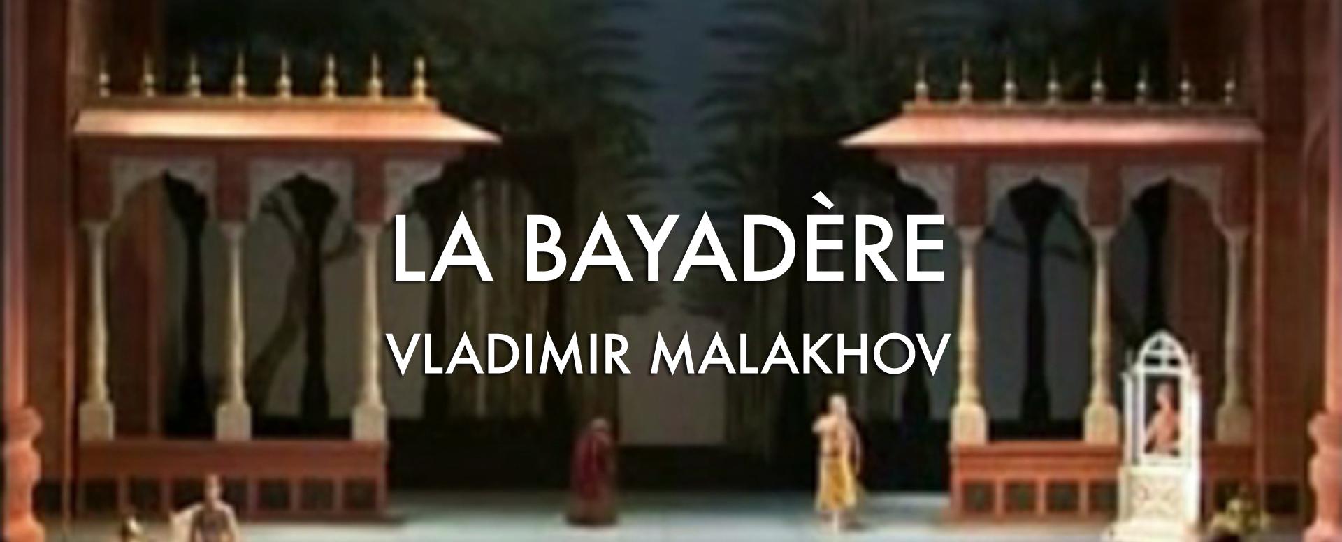 BAYADERE