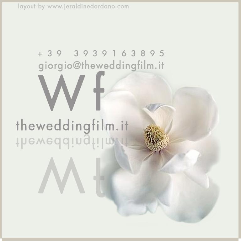 visiting card WF weddingfilm