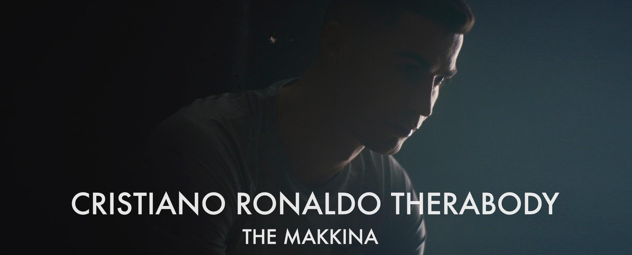 Therabody with Cristiano Ronaldo